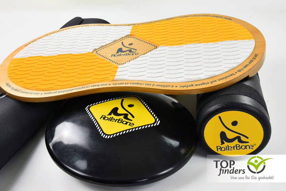 RollerBone EVA Pro Set + Softpad + Carpet